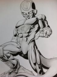 Frieza by Nicksta100