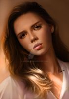 Portrait a by ANG-angg