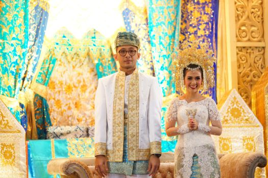 Wedding Couple: Rita and Agung by josephacheng