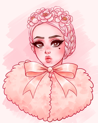 Pidgin doll by stardust-palace