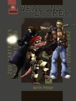D20 Modern Book Cover Revised by CommissarKinyaf