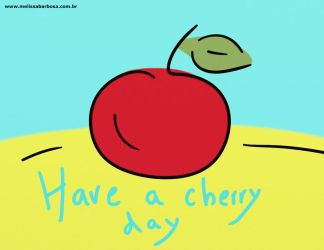 Cherry day by MelBarbosa