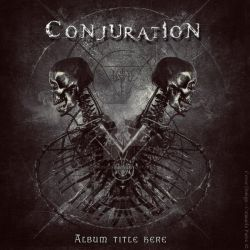 Conjuration .Cd Cover. by Consuelo-Parra