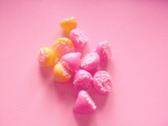 Candies by melissrrr