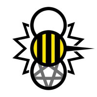 Covered In Bees Band Logo by naysayer
