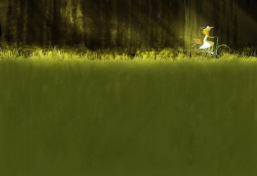 Into the woods. by PascalCampion