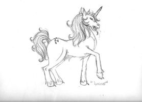 UNICORNE YEAH by Lynxina