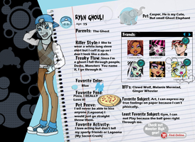 Ryan Ghouli Page by Gomamon4life
