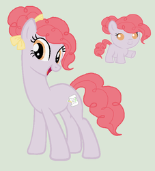 Pinkie pie X Svengallop for AngelLilly by TheWritingHippo