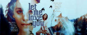 #Signature116 - Let me love you by xXForainXx