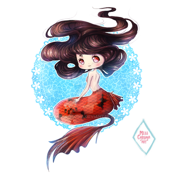 Mermay 03 by MissChroma