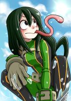 Froppy ! by Savonnette