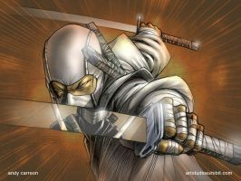 SNAKE EYES and STORM SHADOW by artstudio