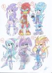 Sonic Adoptables- 250 pts - female -closed! by IBA2004