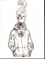 Human Torch by Flam-On