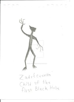 Zadrecestion, Child of the first Black Hole (Shado