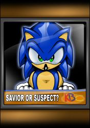 Sonic - Saviour or Suspect? by TheStiv