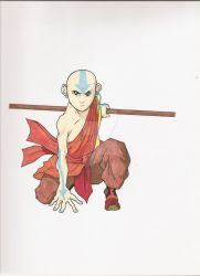 Aang by Martinsito15