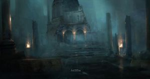 Tomb by TitusLunter