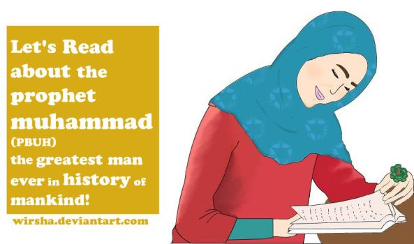 Let's Learn About The Prophet Muhammad (S.A.W.) by Wirsha