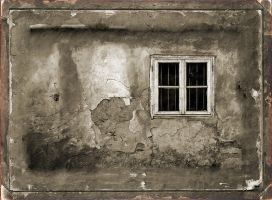 Old Window by Mmazare