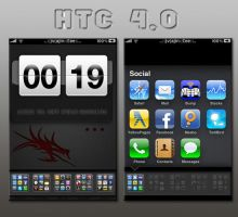HTC 4.0 by zevin