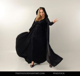 Alvira - Witch Portrait Stock  20 by faestock