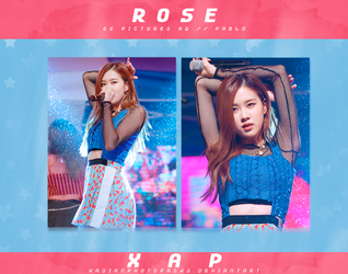 Photopack 3300 // Rose (BLACKPINK) by xAsianPhotopacks