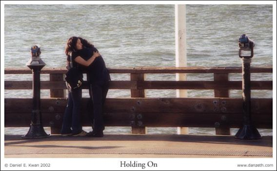 Holding On by Danzeth