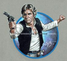 STAR WARS - HAN SOLO (2014) by scotty309