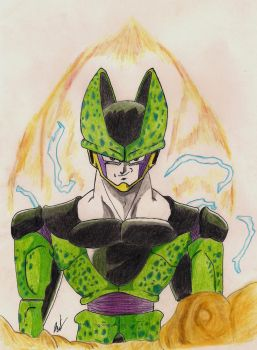 Perfect Cell returns by Husky112