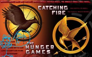 HUNGER GAMES by bluehoung617