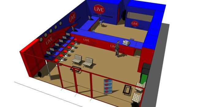 live print 3d store1 by okanime