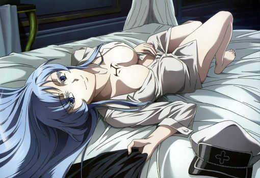 Sexy Esdeath Akame Ga Kill HD Wallpaper by corphish2