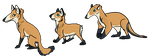Species Swap: Golden Shrike by Songdog-StrayFang