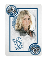Doctor Who 10th QUEEN OF SPADES by TMC-INK