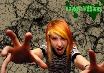 hayley williams by 13ride89