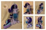 Starlight Glimmer Custom plushie- I see... by Legadema