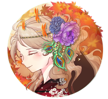 Autumn by asami-h