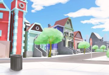sadietopia streets by beddweller