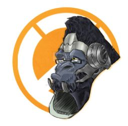 Winston Overwatch by The-Sketch-Fox
