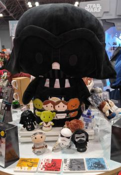 Star Wars Plushies by LexCorp213