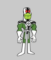 Captain Kekistan Fan art by A-thonX