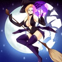Glynda Goodwitch. by ZainKyugo