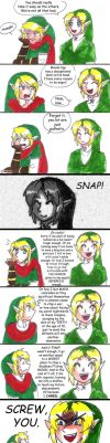 Past Hero Link is Disappoint Part 9 by hopelessromantic721