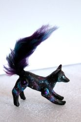 Galaxy Fox 2 by l-heure-du-the