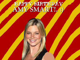 Happy Birthday Amy Smart! by Nolan2001