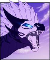 Feathered Fury - Com by Constelia
