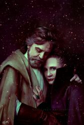 May the Force be with you by CeciliaGf