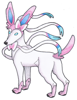 #700 Sylveon by AbsoL-G